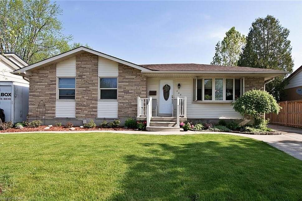House for sale at 246 Elgin Cres Stratford Ontario - MLS: 30809605