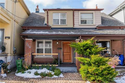 Townhouse for sale at 246 Gledhill Ave Toronto Ontario - MLS: E4688541