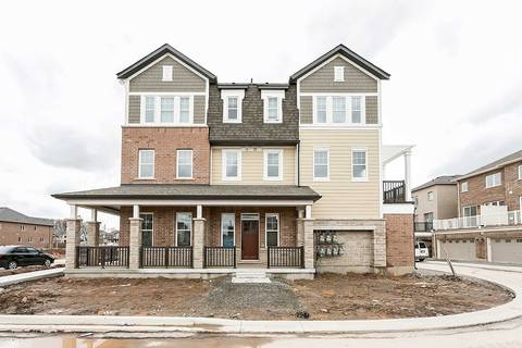 Townhouse for rent at 246 Harold Dent Tr Oakville Ontario - MLS: W4678731