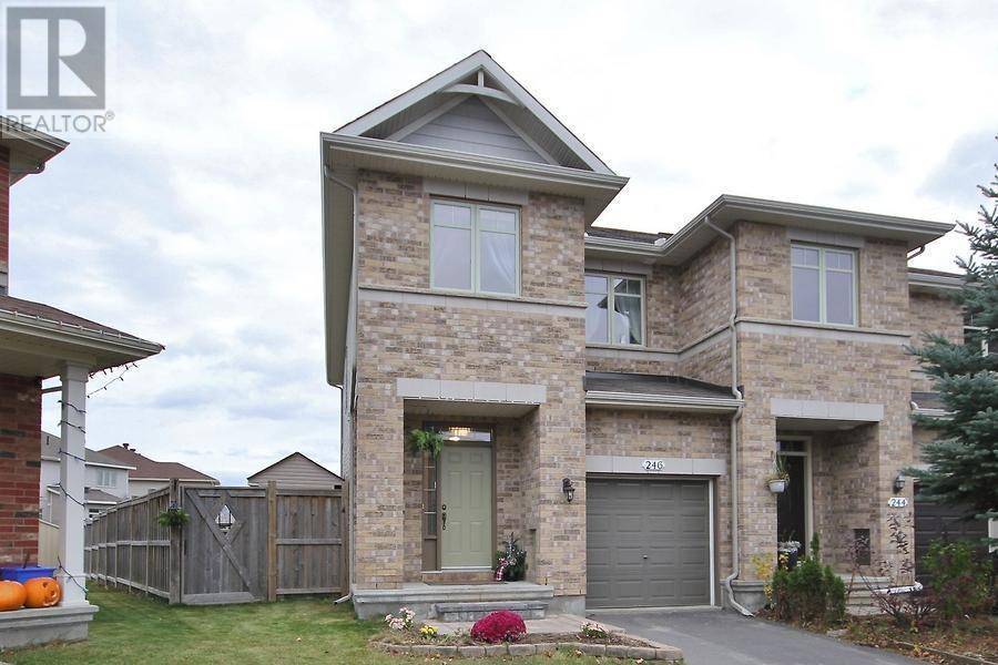 Townhouse for sale at 246 Jersey Tea Circ Ottawa Ontario - MLS: 1174574