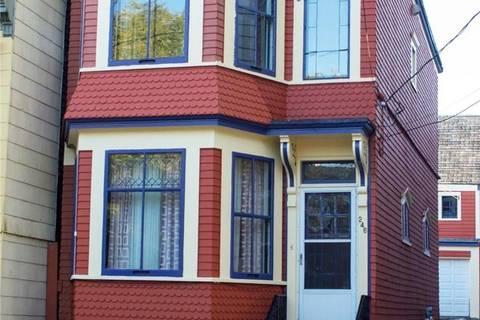 House for sale at 246 King St Saint John New Brunswick - MLS: NB026284