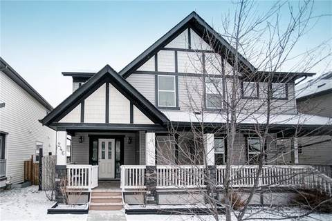Townhouse for sale at 246 Kingsbridge Rd Southeast Airdrie Alberta - MLS: C4280590