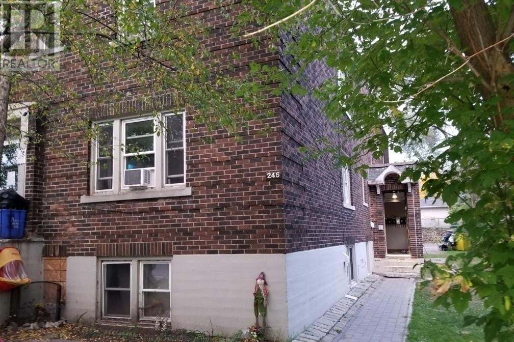 Townhouse for sale at 246 Montcalm Ave Greater Sudbury Ontario - MLS: 2088628