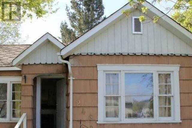 House for sale at 246 Nelson Ave  Kamloops British Columbia - MLS: 157335