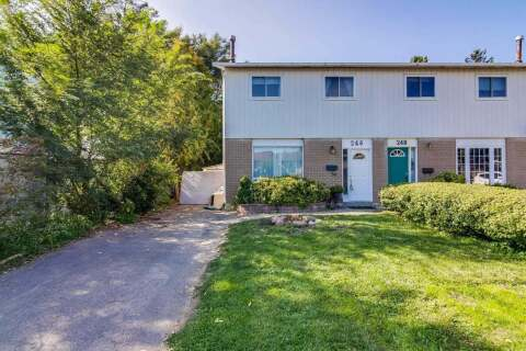 Townhouse for sale at 246 Patterson St Newmarket Ontario - MLS: N4925695