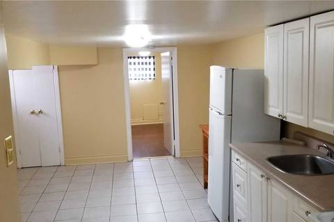 Townhouse for rent at 246 Rosemount Ave Toronto Ontario - MLS: W4615996