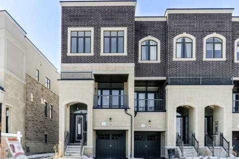 Townhouse for sale at 246 Thomas Cook Ave Vaughan Ontario - MLS: N4697789