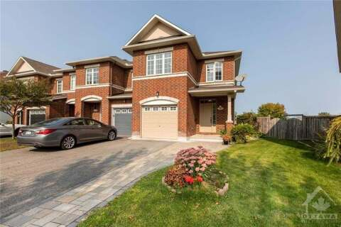 House for sale at 246 Trail Side Circ Ottawa Ontario - MLS: 1211496