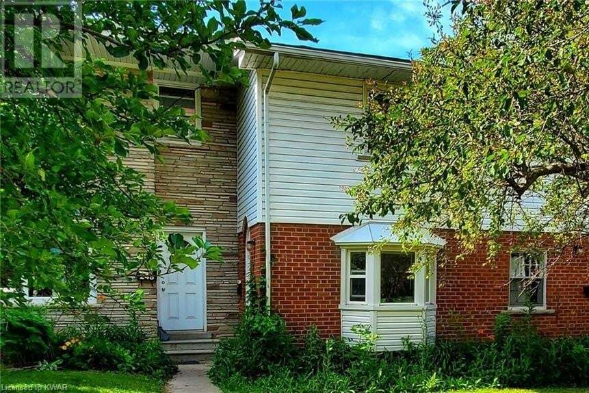 Townhouse for sale at 246 Westcourt Pl Waterloo Ontario - MLS: 30818297
