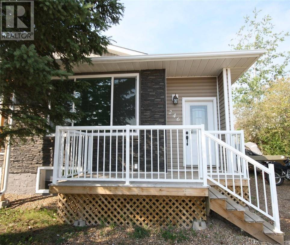 Townhouse for sale at 246 Woodland Dr Fort Mcmurray Alberta - MLS: fm0180394
