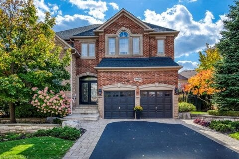 House for sale at 2460 Bon Echo Dr Oakville Ontario - MLS: 40037659