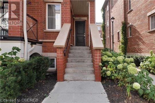 Townhouse for sale at 2460 Post Rd Oakville Ontario - MLS: 40052037