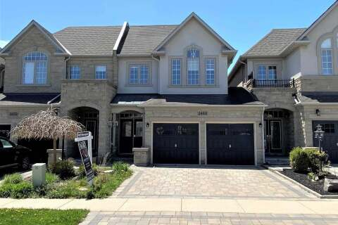 Townhouse for sale at 2460 Springforest Dr Oakville Ontario - MLS: W4753087