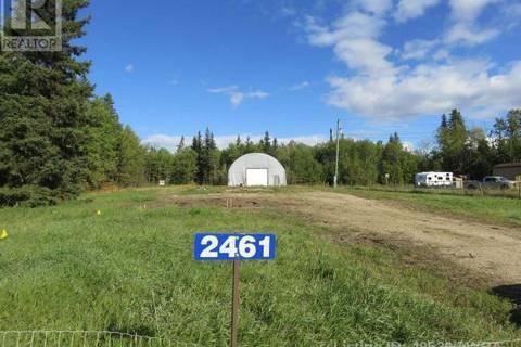 Home for sale at 2461 Mistassiny Rd N Wabasca-desmarais Alberta - MLS: 49530