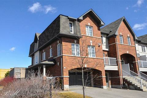 Townhouse for rent at 2462 Adamvale Cres Oakville Ontario - MLS: W4610472
