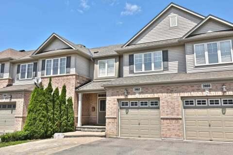 Townhouse for rent at 2462 Elder Ln Oakville Ontario - MLS: W4841794