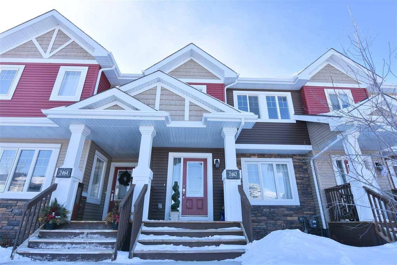 House for sale at 2462 Glenridding Blvd Sw Edmonton Alberta - MLS: E4146621
