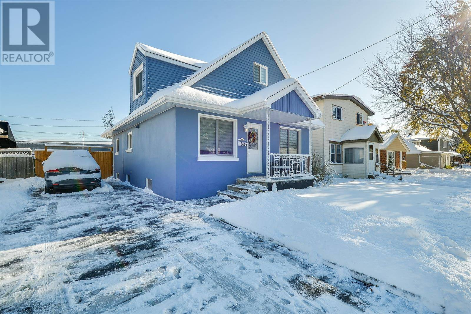 House for sale at 2462 Lloyd George Blvd Windsor Ontario - MLS: 19028294