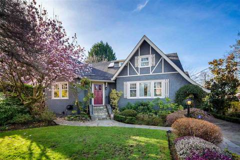House for sale at 2462 49th Ave W Vancouver British Columbia - MLS: R2355769