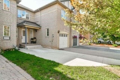 Townhouse for sale at 2463 Newcastle Cres Oakville Ontario - MLS: 40037339