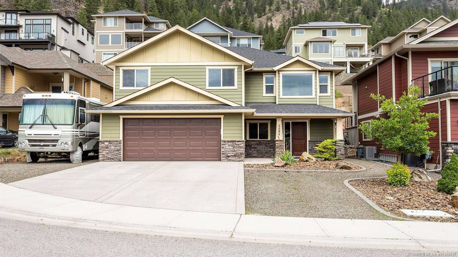 House for sale at 2464 Ryser Pl West Kelowna British Columbia - MLS: 10189437