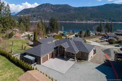 House for sale at 2464 Sunrise Blvd Blind Bay British Columbia - MLS: 10180646