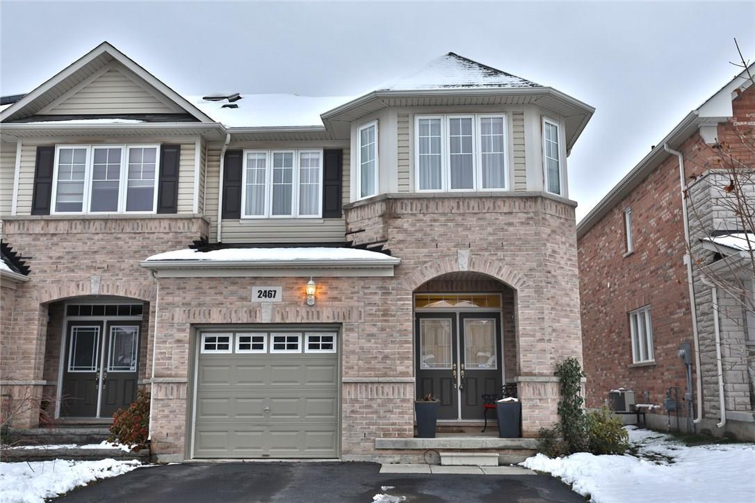 House for sale at 2467 Elder Lane Oakville Ontario - MLS: W4325436