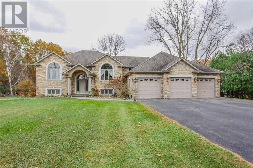 House for sale at 24677 Pioneer Line West Lorne Ontario - MLS: 232121