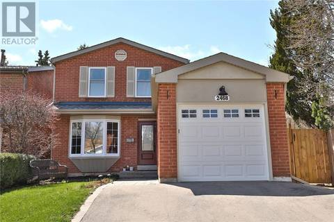 House for sale at 2468 Malcolm Cres Burlington Ontario - MLS: 30730118