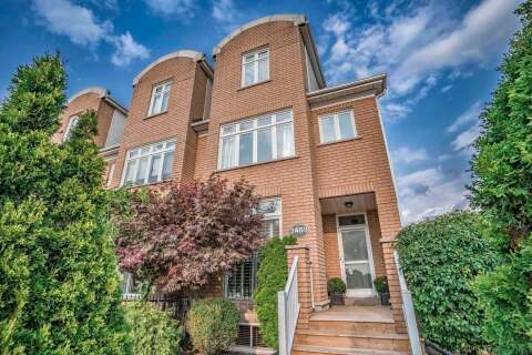 Townhouse for sale at 2469 Sixth Line Oakville Ontario - MLS: W4928447