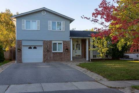 House for sale at 2469 Yarmouth Cres Oakville Ontario - MLS: W4642906