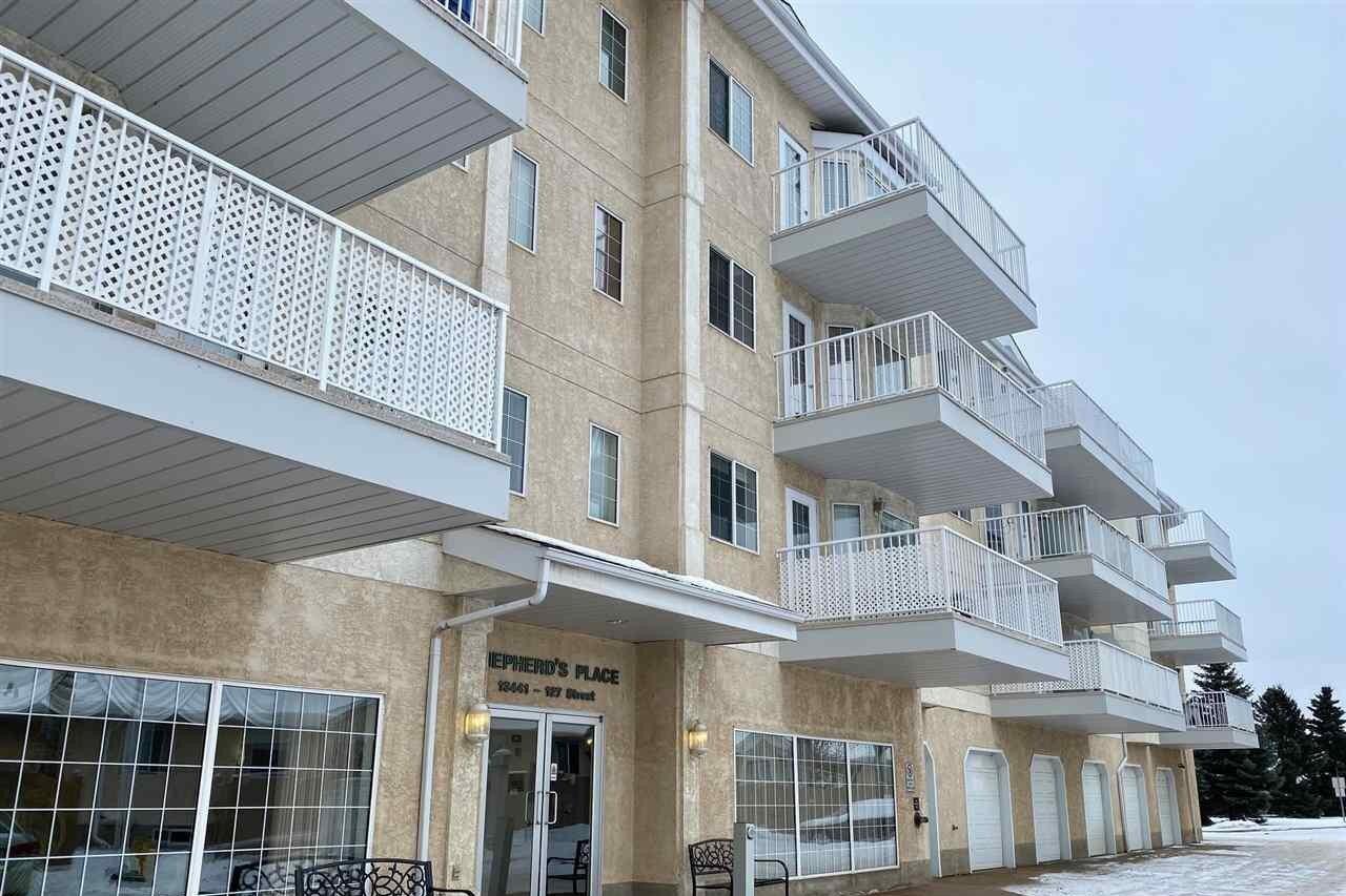 Condo for sale at 13441 127 St NW Unit 247 Edmonton Alberta - MLS: E4221251