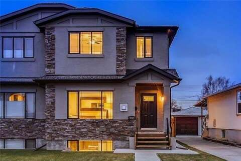 Townhouse for sale at 247 24 Ave Northwest Calgary Alberta - MLS: C4297785
