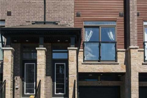 Townhouse for sale at 30 Times Square Blvd Unit 247 Hamilton Ontario - MLS: X4845221