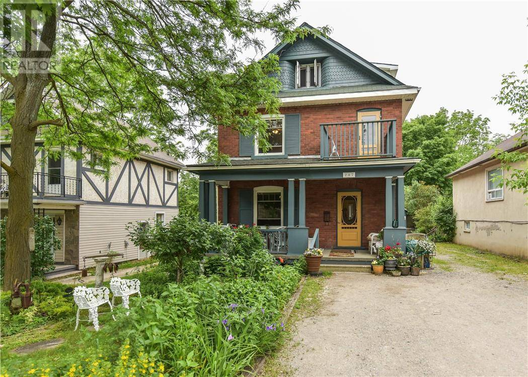 House for sale at 247 Barrie Rd Orillia Ontario - MLS: 205197