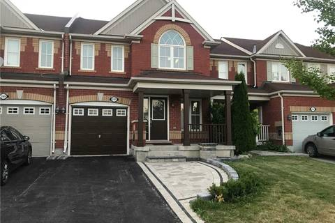 Townhouse for sale at 247 Chilcott Cres Newmarket Ontario - MLS: N4544738