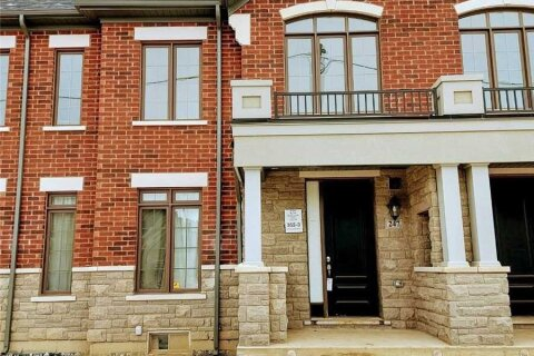 Townhouse for rent at 247 Clockwork Dr Brampton Ontario - MLS: W5085662