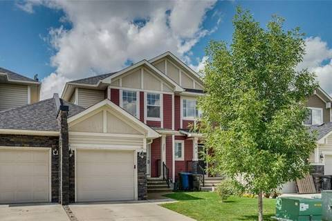 Townhouse for sale at 247 Cranston Rd Southeast Calgary Alberta - MLS: C4263553