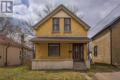 House for sale at 247 Egerton St London Ontario - MLS: 187170