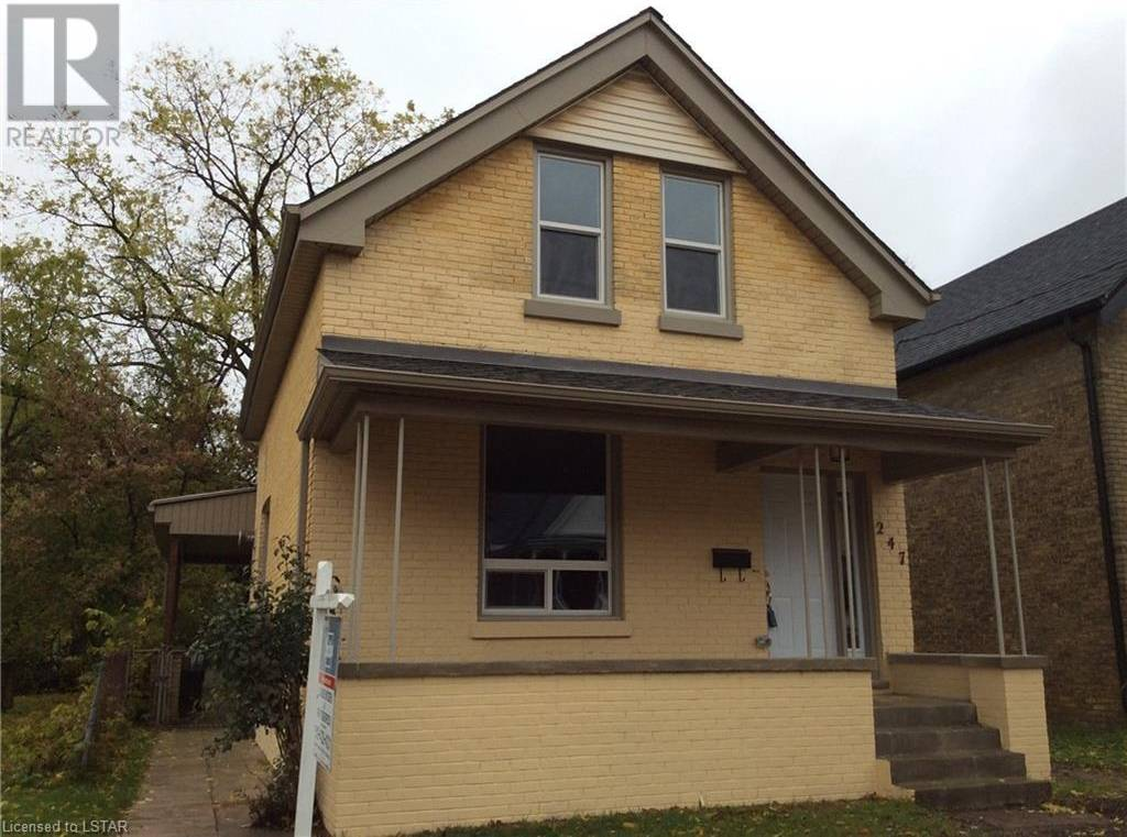 House for sale at 247 Egerton St London Ontario - MLS: 229236