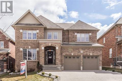 House for sale at 247 Evens Pond Cres Kitchener Ontario - MLS: 30724790