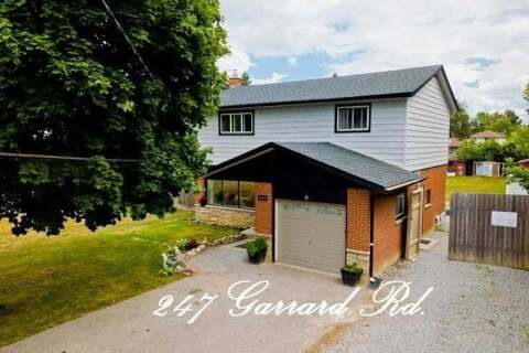 House for sale at 247 Garrard Rd Whitby Ontario - MLS: E4829119