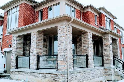 Townhouse for sale at 247 Holladay Dr Aurora Ontario - MLS: N4436342