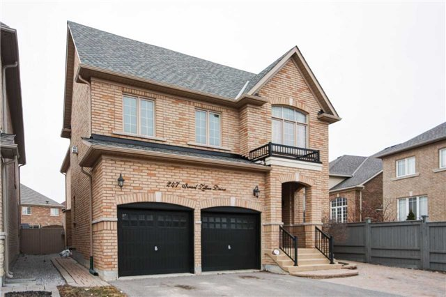 For Sale: 247 Israel Zilber Drive, Vaughan, ON | 5 Bed, 5 Bath House for $1,399,888. See 20 photos!
