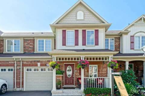 Townhouse for sale at 247 Mortimer Cres Milton Ontario - MLS: W4826899