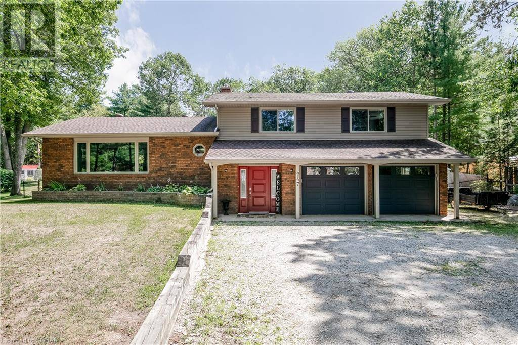 House for sale at 247 Oxbow Park Dr Wasaga Beach Ontario - MLS: 213723