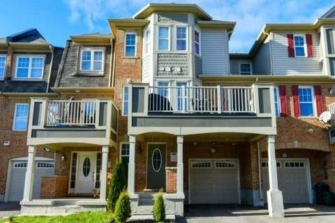 Townhouse for rent at 247 Septimus Hts Milton Ontario - MLS: W4571035