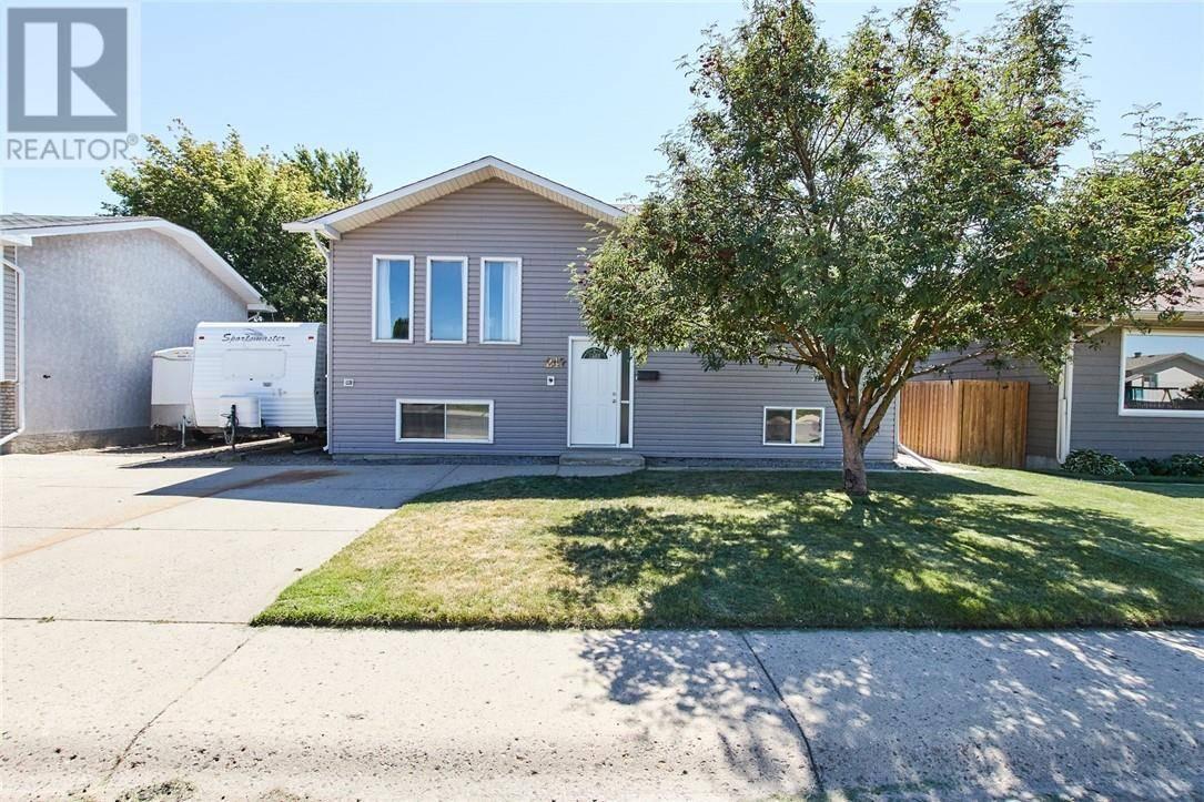 House for sale at 247 Sprague Wy Se Medicine Hat Alberta - MLS: mh0174374