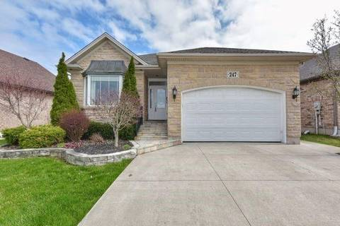 House for sale at 247 Sullivan Ave Thorold Ontario - MLS: X4425007