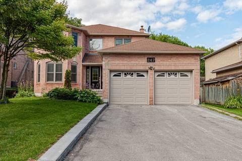 House for sale at 247 Tamarac Tr Aurora Ontario - MLS: N4545882